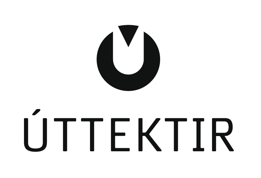 Uttektir.is Logo
